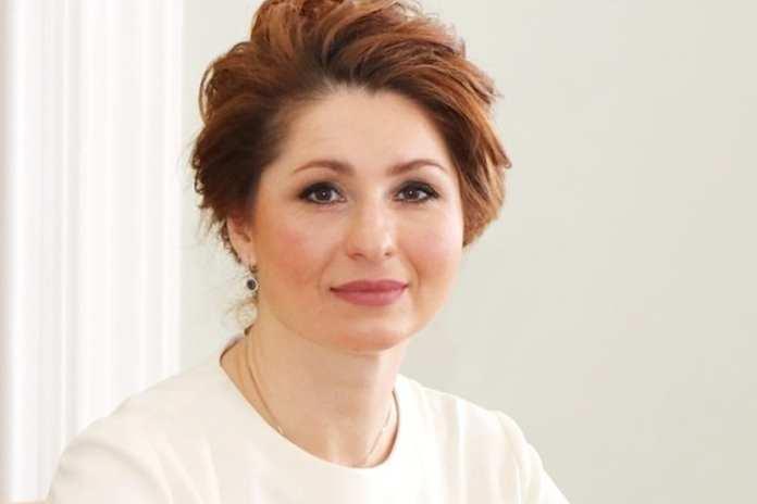 Юлия Рокотянская поздравила рязанцев с Новым годом и Рождеством