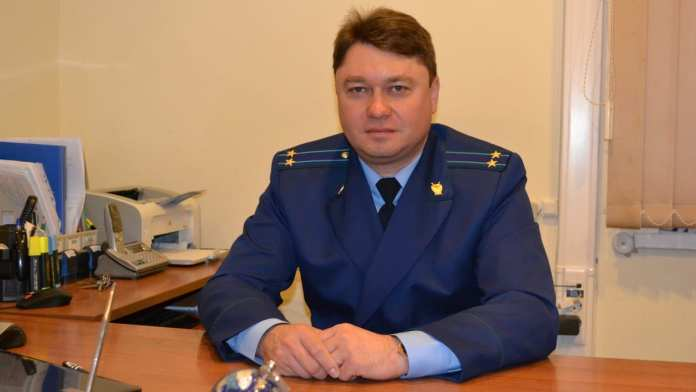 Назначен прокурор Советского района Рязани