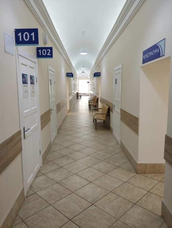 В рязанской поликлинике №14 проведут ремонт впервые за 70 лет