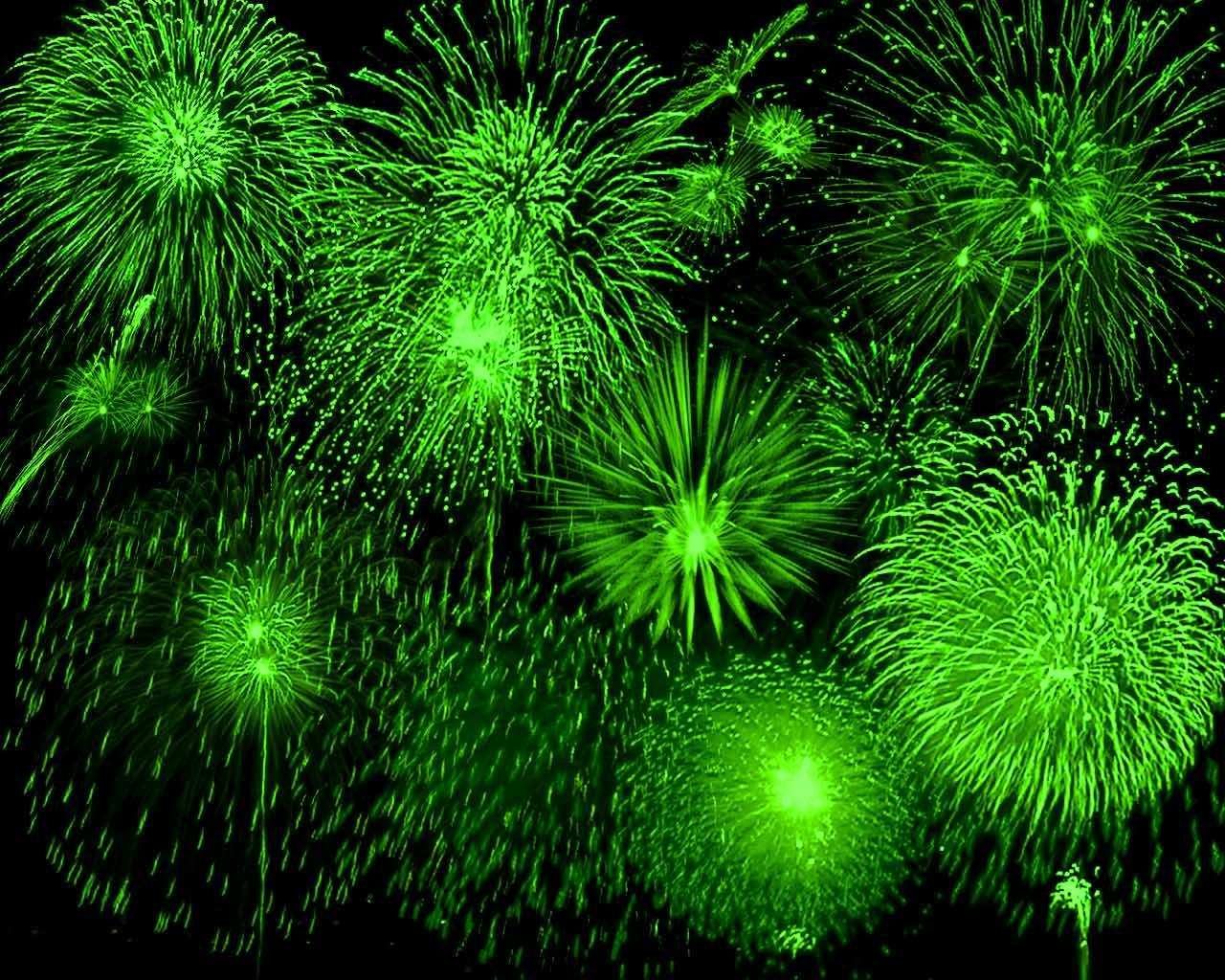 green fireworks ingredients - HD1280×1024