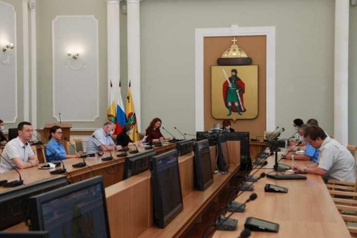 Заседание Рязанской гордумы покажут в интернете