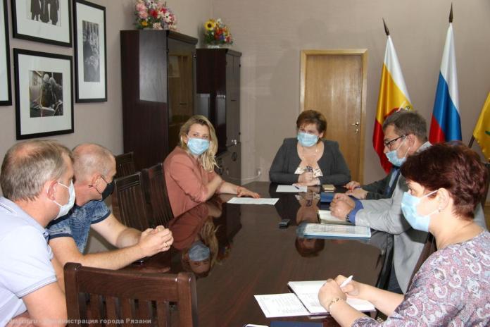 Елена Сорокина поручила ежедневно проверять ремонт в детских садах