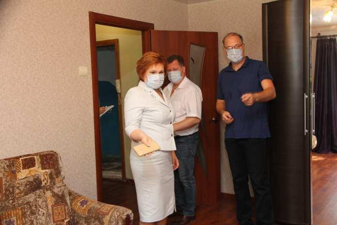 В Рязани покупают квартиры для детей-сирот