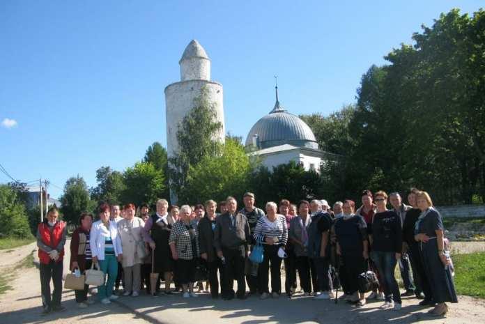 В Сасовском районе реализуется проект реализует проект «Мы по-прежнему в жизнь влюблены!»