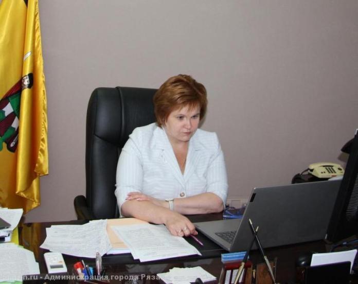 Работы на Севастопольской аллее в Рязани временно приостановили
