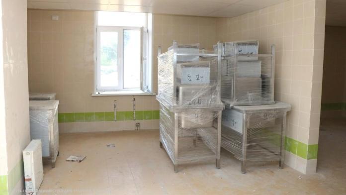 В Рязани готовится к открытию новая школа на 1100 мест