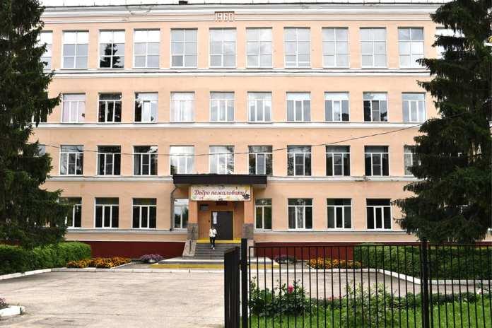Николай Любимов посетил Школу №21