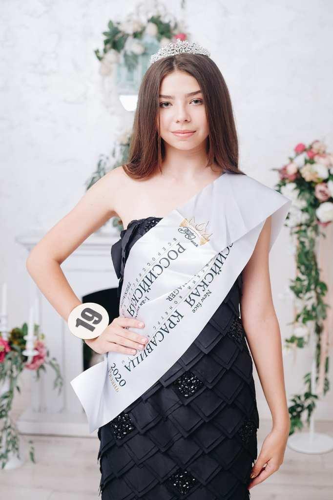 В Рязани победительниц конкурса красоты определили онлайн