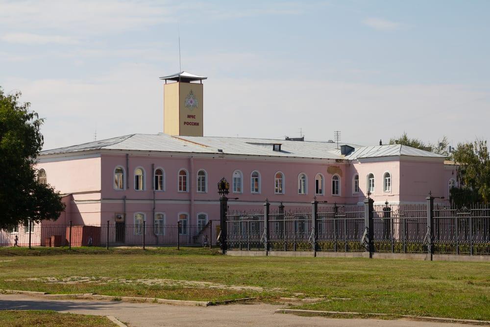 В рязанском суде продолжается спор о здании школы №6