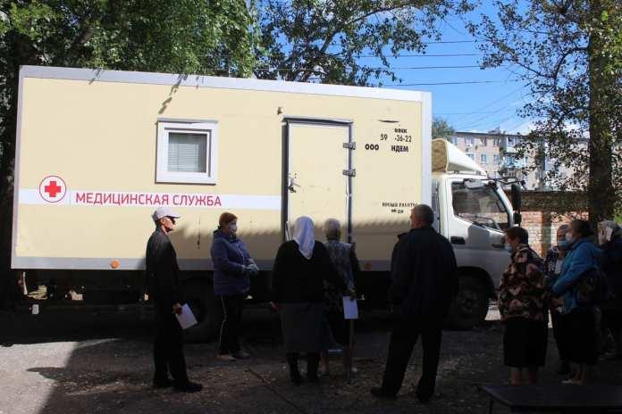 Жителям Скопинского района предлагают пройти флюорографическое обследование
