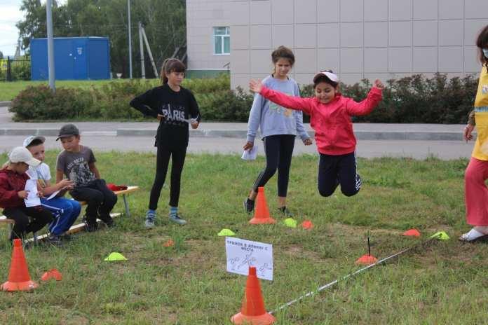 Скопинские школьники выполнили нормы ГТО