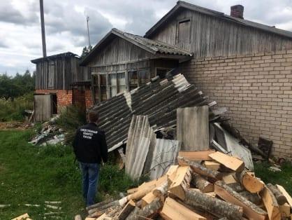 Женщину подозревают в убийстве двух детей в Новгородской области