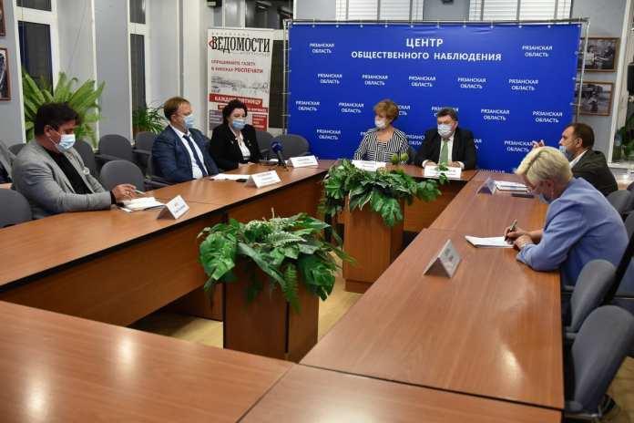 В Центре общественного наблюдения за ходом выборов в Рязанской области подвели итоги работы