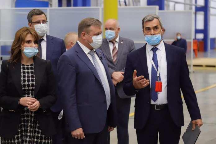 Николай Любимов отметил важность и незаменимость Сасовских заводов