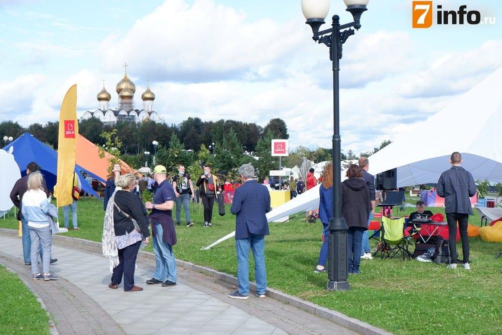 День города в Ярославле: Пир на Волге и «чудеса» от Дом.ру