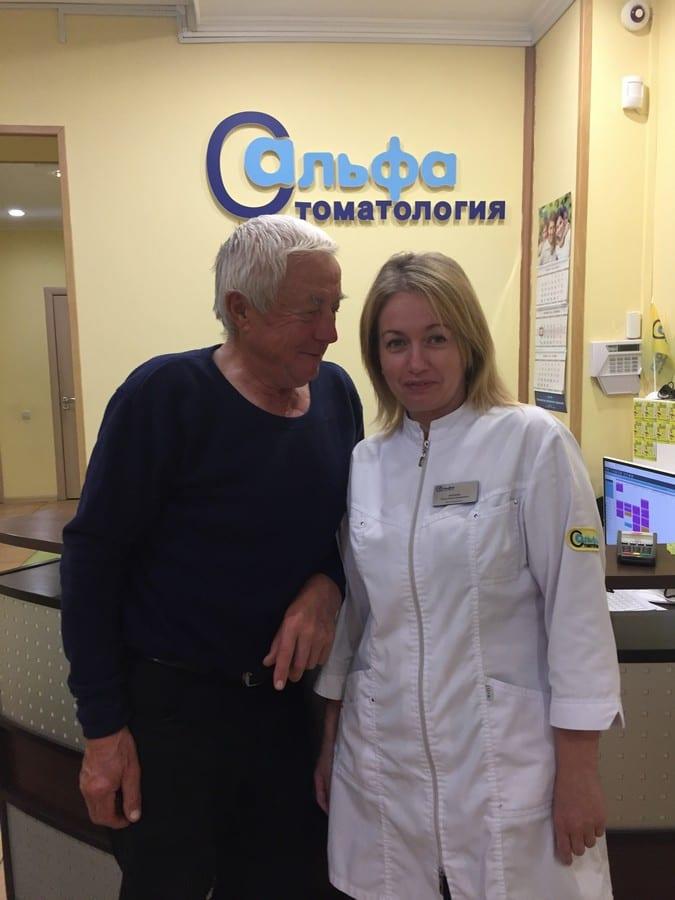 С заботой о старшем поколении. Пожилые рязанцы получат подарки от «Альфа-стоматологии»