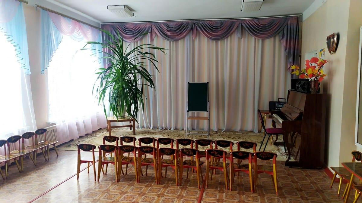 Елена Митина посетила кораблинский детский сад «Солнышко»