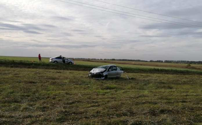 Жительница Тульской области пострадала в ДТП под Рязанью