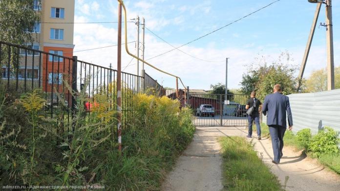 Рязанский ручей Быстрец очистят от мусора