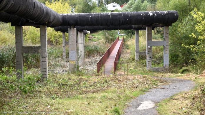 В Рязани благоустроили территорию, прилегающую к ручью Быстрец
