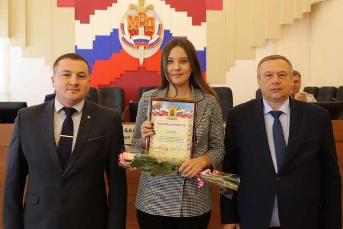 В Рязани отметили День образования подразделений по вопросам миграции МВД России