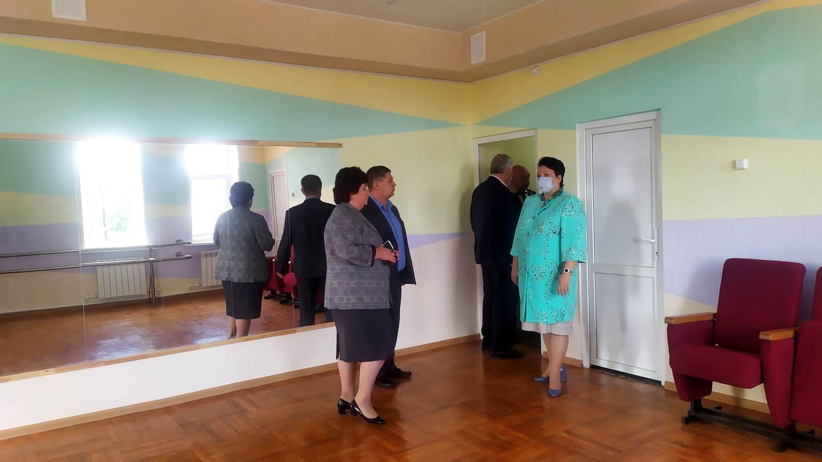Константиновский сельский дом культуры стал участником проекта «Культура малой Родины»