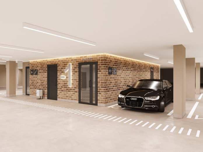 Компания «Мармакс» представила проекты подземного паркинга бизнес-класса
