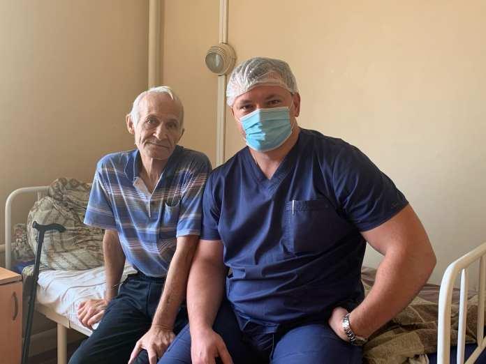 Пациенту Рязанской ОКБ пересадили артерию от посмертного донора