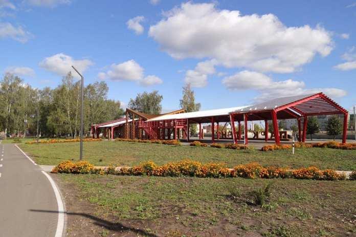 Николай Любимов оценил благоустройство в Сасово