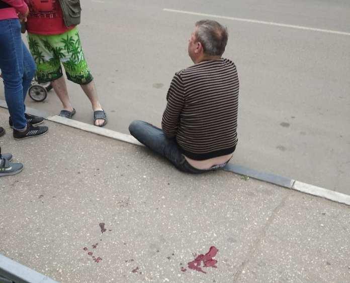 На окраине Рязани мужчине пробили голову бутылкой – соцсети