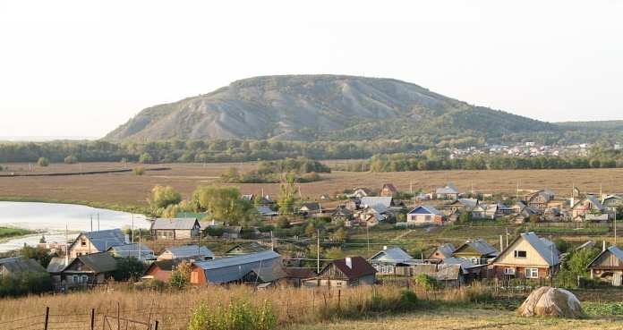 Гора Куштау получила статус памятника природы