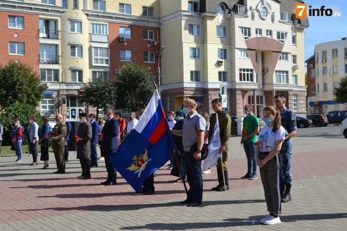 В Рязани почтили память погибших во время терактов