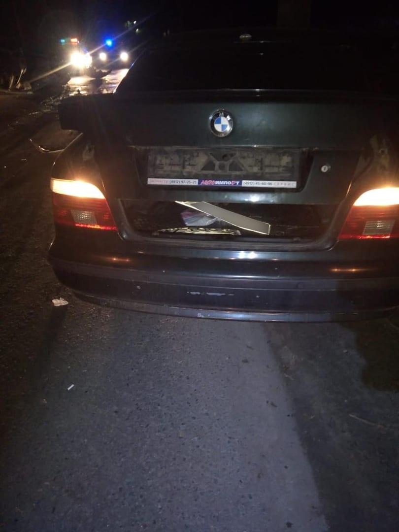 Водитель, устроивший ДТП с переворотом в Рязани, отказался пройти медосвидетельствование