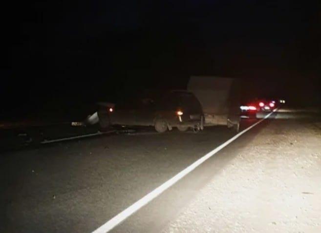 Ночью в Рязанской области произошло серьёзное ДТП
