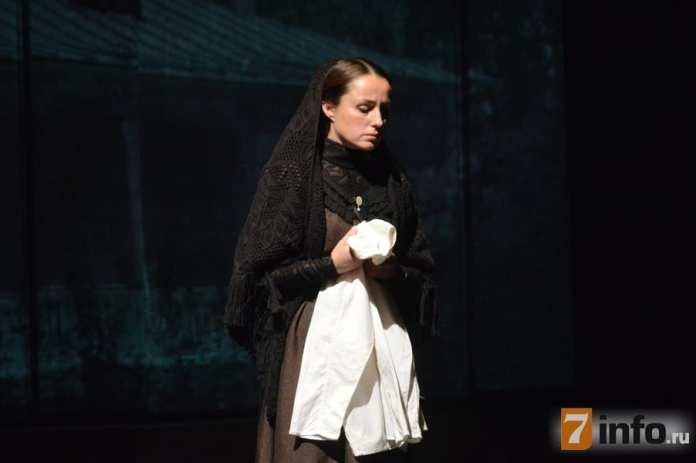 Театр на Соборной открывает сезон спектаклем «Анна Снегина»