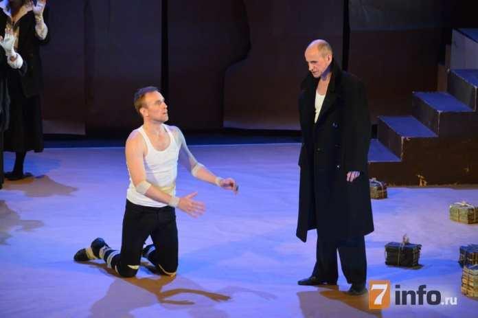 Архангельский театр представил в Рязани спектакль «для умного зрителя»