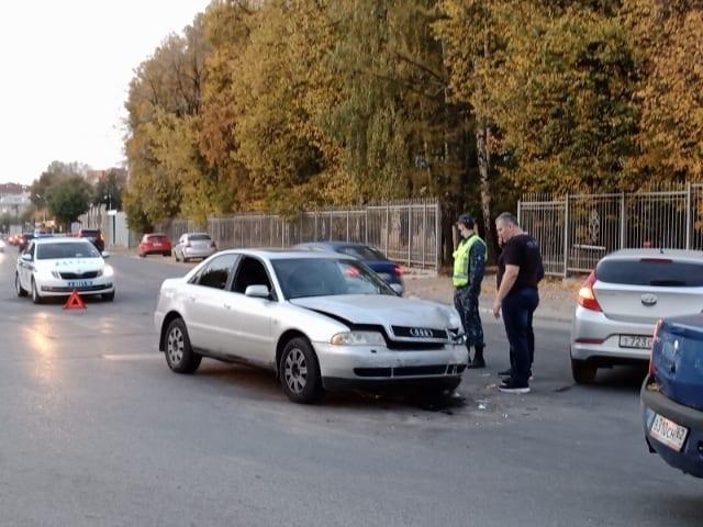 В Рязани произошло серьезное ДТП