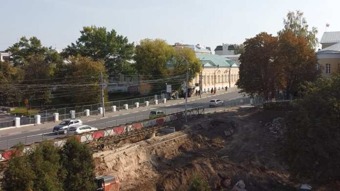 Реконструкция Астраханского моста на улице Ленина идет по графику - Николай Любимов