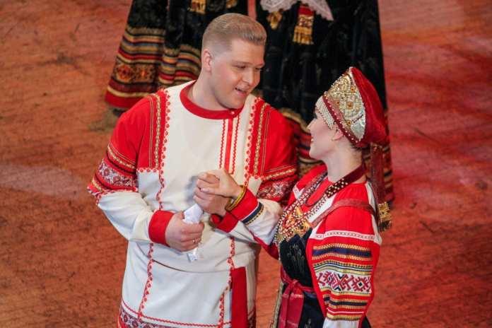 Рязанцы увидели музыкальный спектакль на стихи Есенина