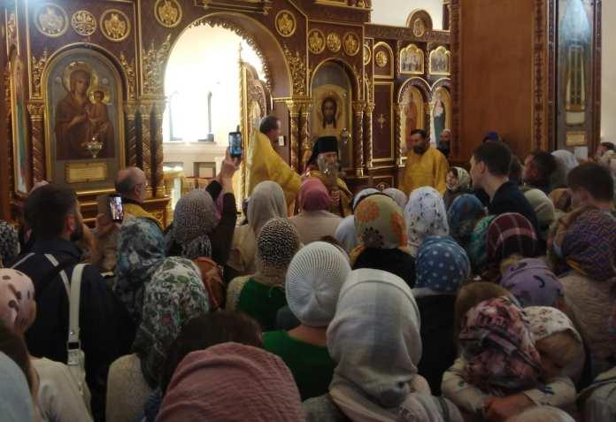 Духовник патриарха всея Руси Кирилла прибыл с визитом в Рязань