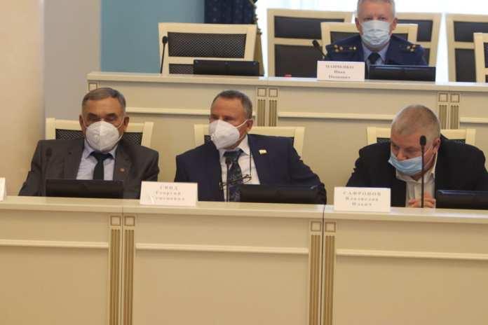 Депутаты Рязанской облдумы приняли законы, направленные на поддержку рязанских предпринимателей