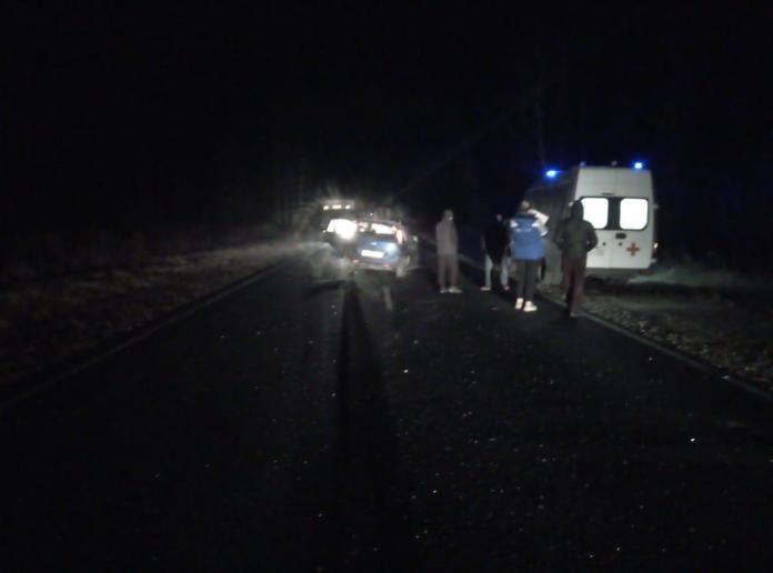 В Касимовском районе из-за неправильного обгона пострадал водитель иномарки