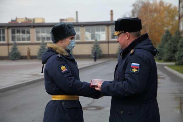 Рязанское десантное училище отметило 102-й день рождения