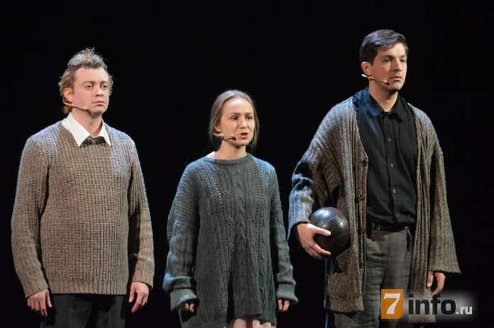 В рязанском ТЮЗе поставили спектакль по дневникам детей войны