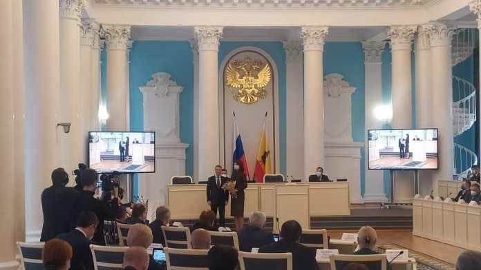Анжелика Евдокимова стала уполномоченным по правам ребёнка в Рязанской области