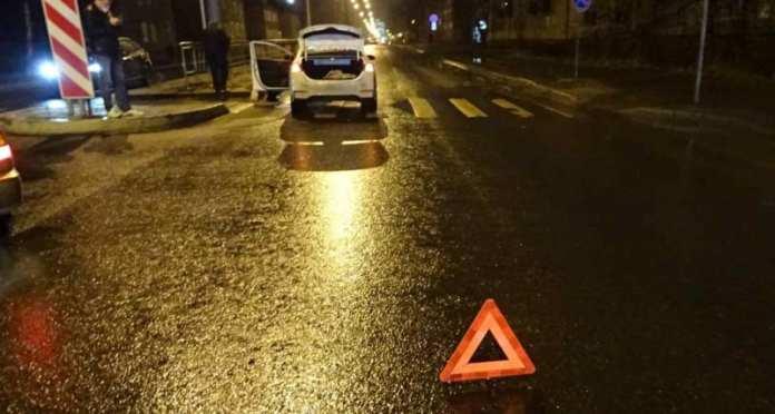 В Архангельске 52-летний водитель иномарки сбил женщину на пешеходном переходе