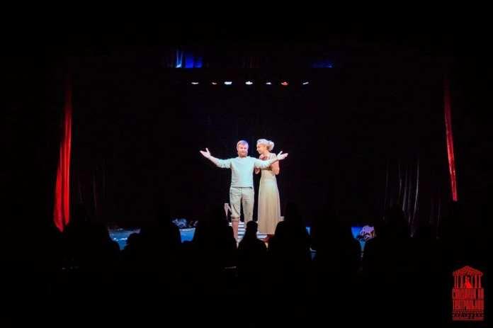 Спектакль «Любовники» стал третьим в фестивальном марафоне «Свидания на Театральной»
