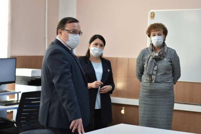 На создание мастерских в Рязанском технологическом колледже потратили более 20 млн