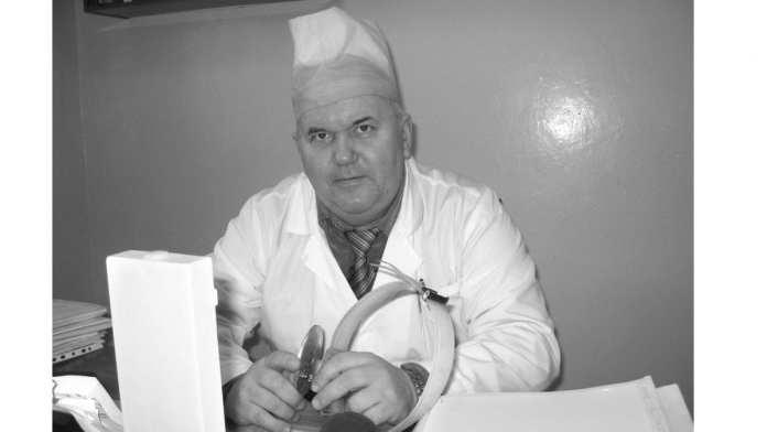 Скончался заместитель главного врача Чучковской больницы Владимир Кондрашов