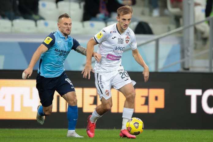 Уроженец Рязани не смог блеснуть на молодежном Евро, но привлек внимание клубов из Англии и Италии